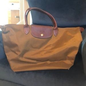 Longchamp medium size bag.